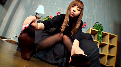 Pantyhose foot, Japanese foot, Pantyhose, Japanese pantyhose, Japanese showing, Japanese show