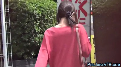 Japanese teen, Japanese outdoor, Japanese pee, Asian teen, Japanese voyeur, Outside