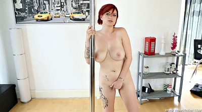 Sex, Strippers, Stripper, British pov, Surprised, Surprise cumshot