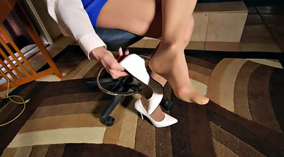 Therapy, Mature feet