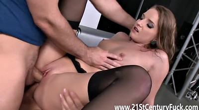 Double anal, Double blowjob