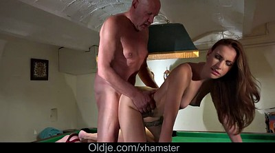 Pussy wet, Old daddy