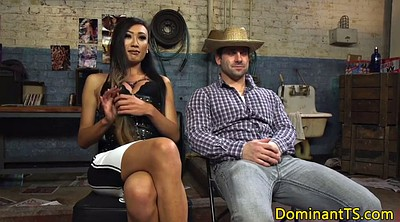 Cumshot, Asian bdsm, Shemale cumshot