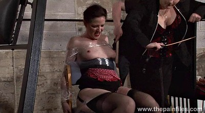 Tied, Chair, Body, Tying, Tied to chair