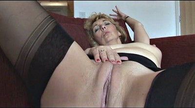 Stockings, Stockings milf, Milf stockings