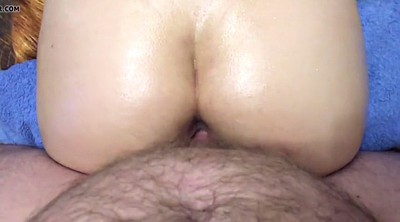 Oiled, Creampie old, Amateur creampie, Oil pussy