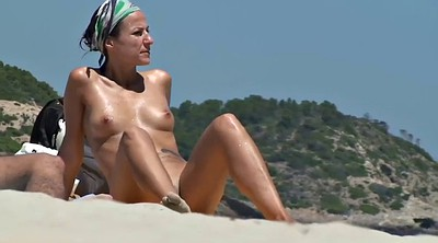 Spreading, Nude beach
