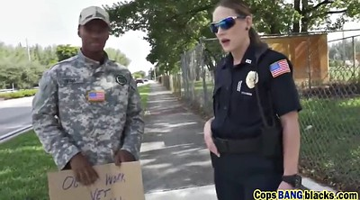 Soldier, Fake cop, Females, Female soldier, Fake tits