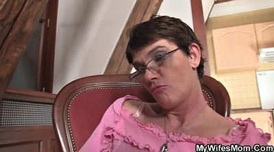 Mother in law, Law, Horny mature, In law