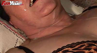 Movies, Fun movies, Granny orgasm, Sex movie, Cum granny