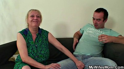 Husband, Milf mature