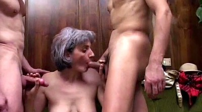 Young anal, Old granny anal