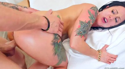 Gagging, Dolly, Mature ass