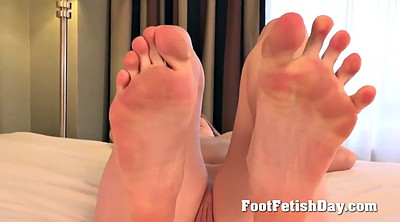 Casting, Solo feet, Babes