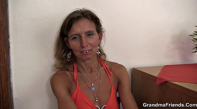 Old granny, Grandmas, Wife threesome, Hot wife