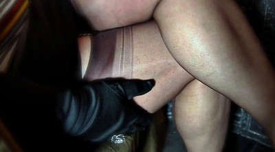 Nylon handjob, Fashion