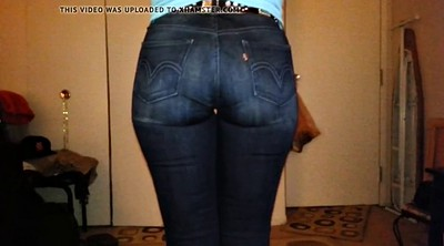 Tight jeans, Jeans, Big booty