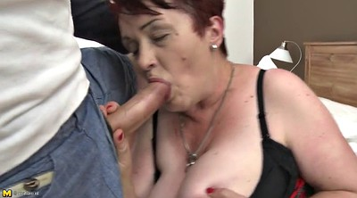 Mature amateur, Granny boy, Granny and boy, Young and old, Teen old
