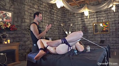 Tied up, Pussy bdsm, Passion