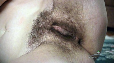 Hairy pussy, Pussy show