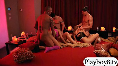 Swinger, Orgy, Swapping, Group swapping