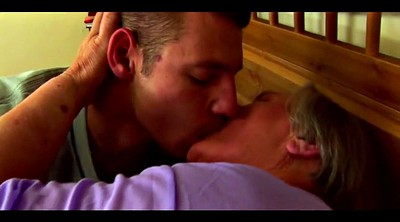 Grandma, Cut, She, Kissing mature