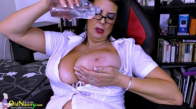 Solo mature, Solo granny, Busty matures, Busty mature solo