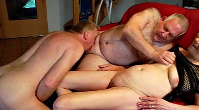 Mature swingers, Swinger, Triple