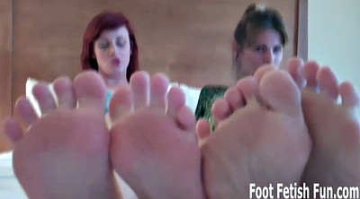 Foot pov, Six