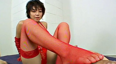Foot, Fishnet, Asian footjob, Asian feet, Pov foot, Asian foot