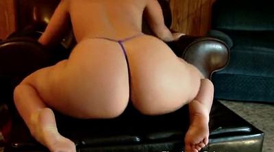 Webcam solo, White ass, String