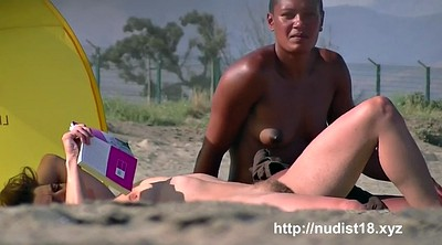 Couple, Nudist, Hidden camera, Hidden beach, Hidden cameras