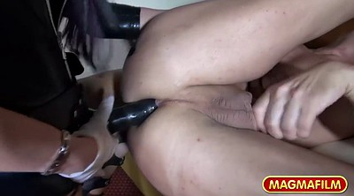 Latex strapon, Mature german anal, Mature anal