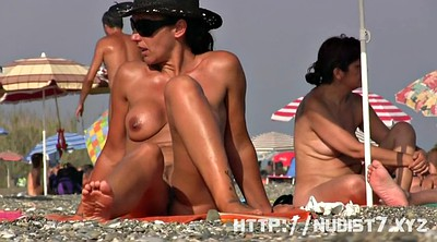 Nudist, Naked outdoor
