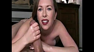 Mommy handjob, Handjob mature
