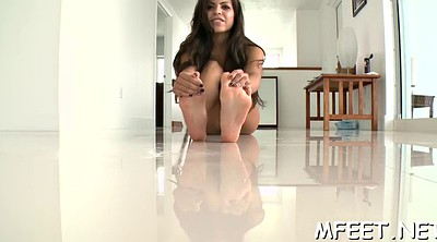 Magic, Ebony feet