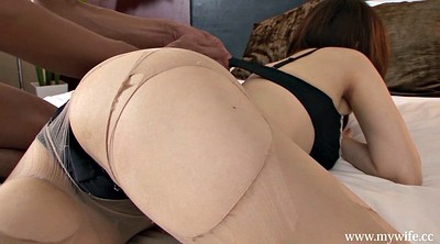 Japanese pantyhose, Rough, Rip, Pantyhose japanese, Asian rough, Japanese riding