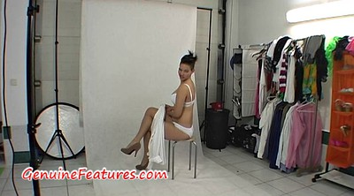 Dress, Backstage, Photoshoot