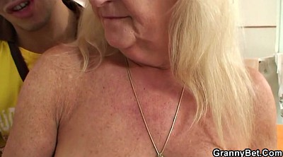 Young boy, Pick up, Granny boy, Stocking milf, Stocking mature, Granny blonde