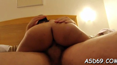 Asian amateur, Thai blowjob