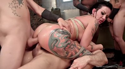 Gagging, Gay gangbang, Deep orgasm, Hunk, Lola, Throats
