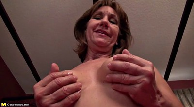 Saggy tits, Saggy, Amateur milf