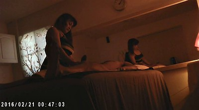 Asian massage, Funny, Hidden massage, Massage hidden cam, Hidden handjob
