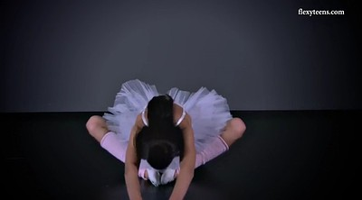 Upskirts, Flexible, Ballerina