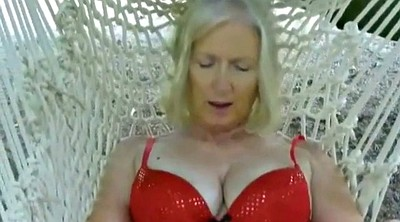 Hairy mature, Hairy granny, Swinging, Mature hairy, Granny big clit