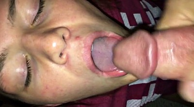 Swallow, Swallow cum, Granny cum in mouth