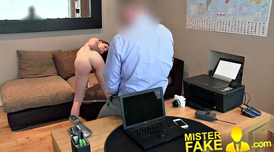 Anal casting, Interview, Hairy casting