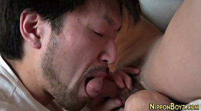 Japanese handjob, Gay japanese