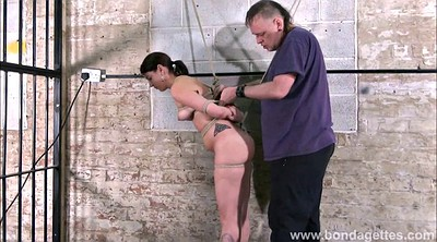 Bdsm, Tied up, Lexi, Rope