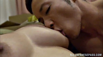 Pussy licking, Asian milf